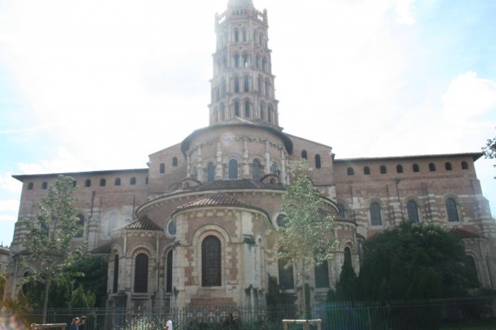 église saint sernin toulouse city tour sysyinthecity