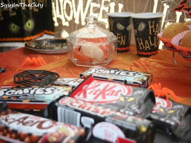candies halloween