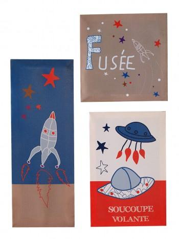 tableaux fusée vb