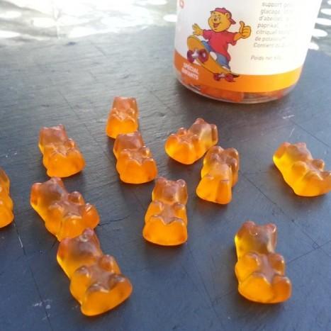 ourson vitamine