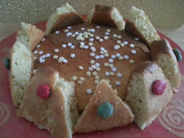 Gâteau couronne sysyinthecity