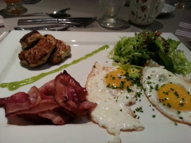 brunch bacon and eggs 2sur1balançoire toulouse sysyinthecity