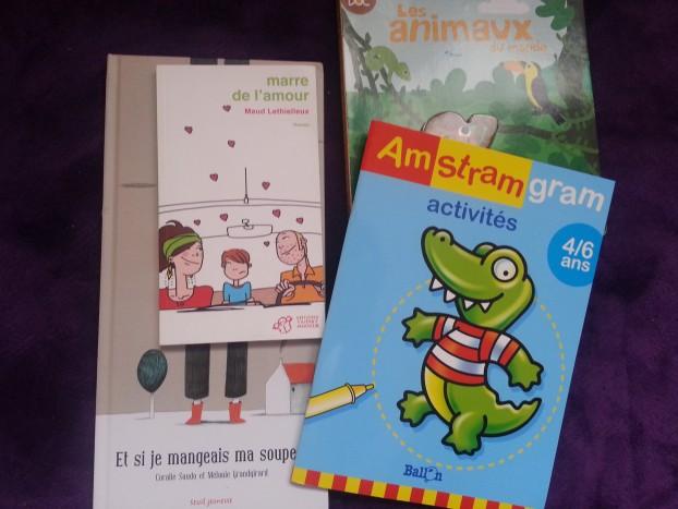 livres pour enfants box pandore