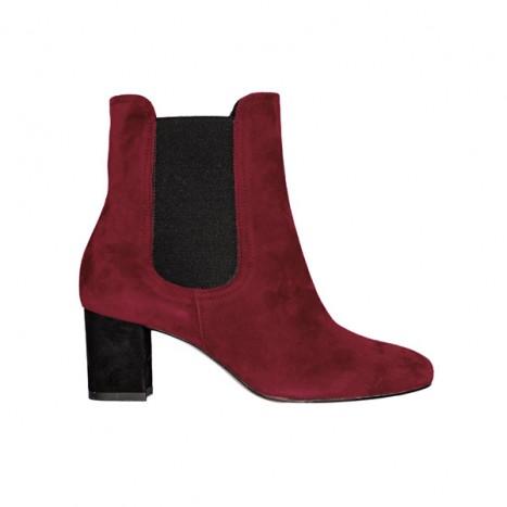 boots rouge manimanilda