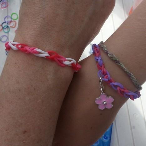 bracelets mère fille