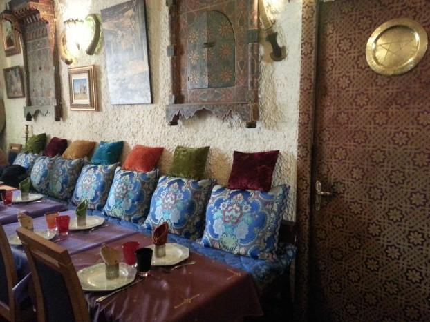 restaurant le marocain sysyinthecity