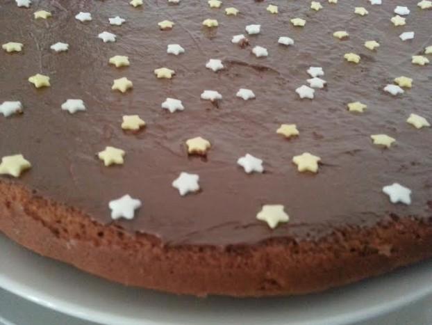 gâteau nutella