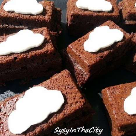 gâteaux nuage