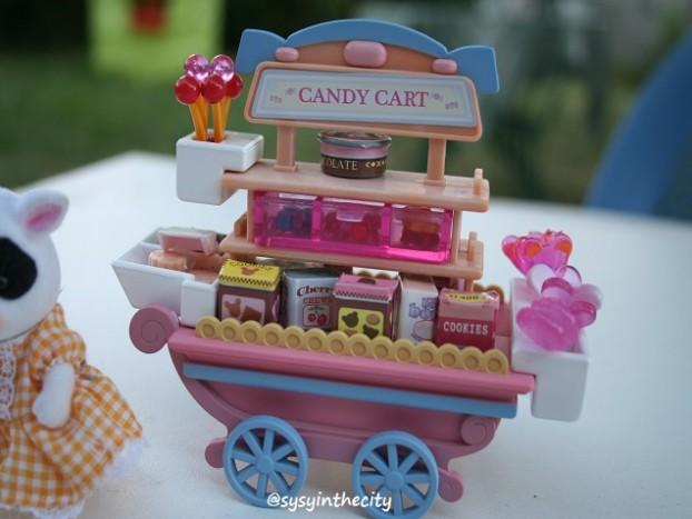 Candy cart sylvanian families sysyinthecity