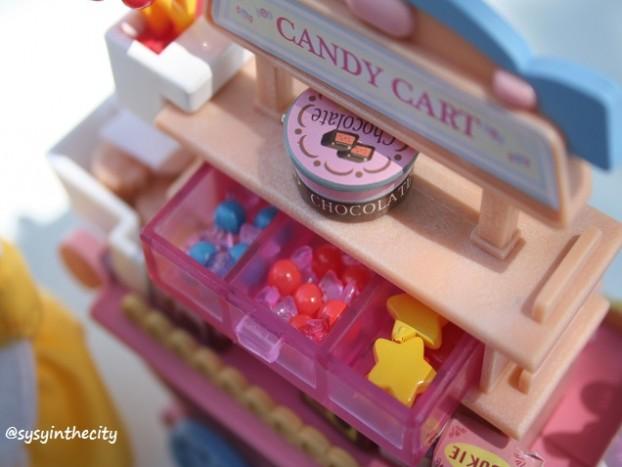 Sysyinthecity candy cartsylvanian families