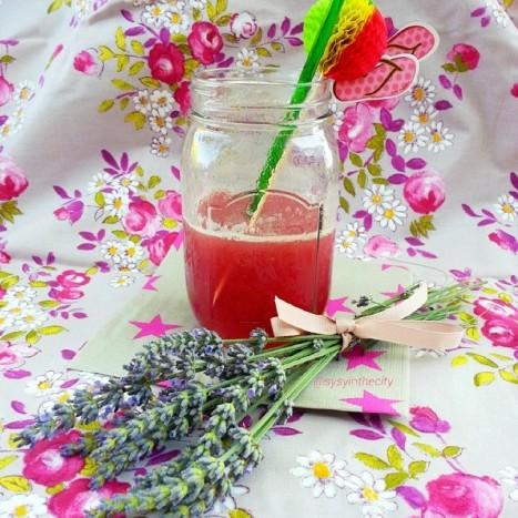 limonade fraises