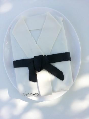 gâteau kimono judo sysyinthecity