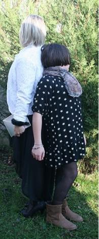 mère et fille sysyinthecity fashion