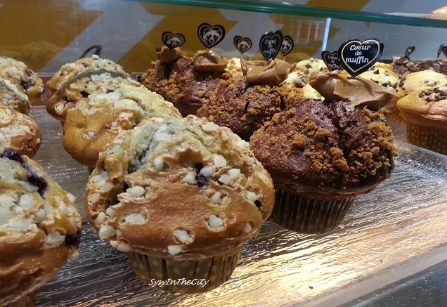 Muffins columbus