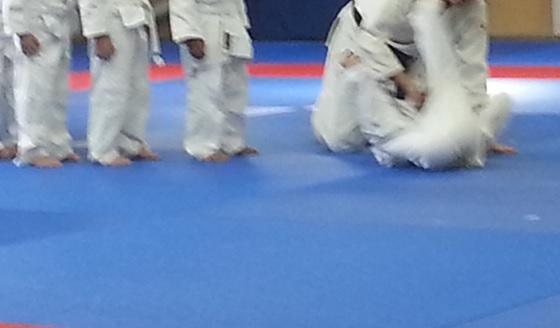 judo kirikou pirouette