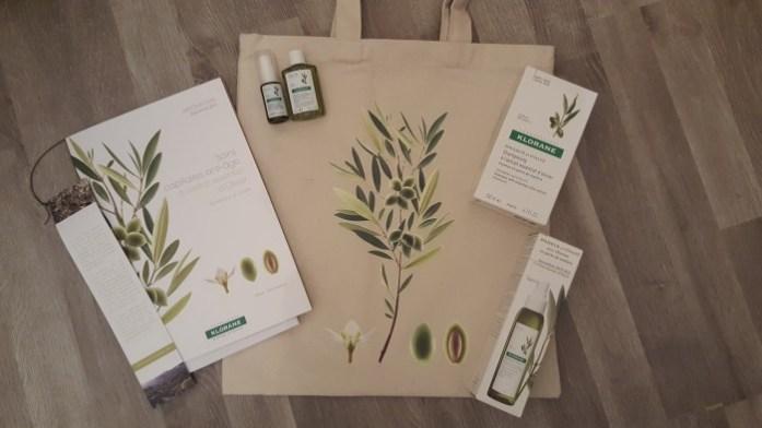 klorane olivier