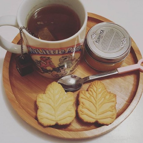 thé érable