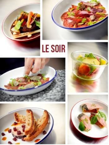 cuisine de rue menu du soir sandyan toulouse