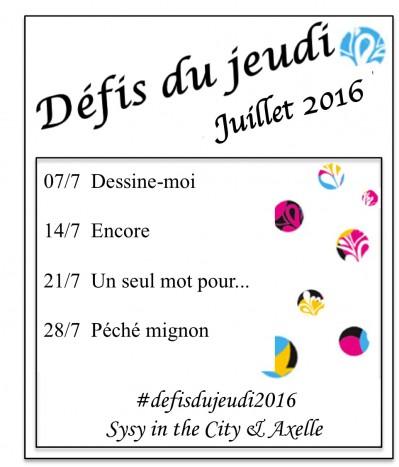 DDJ juillet 2016