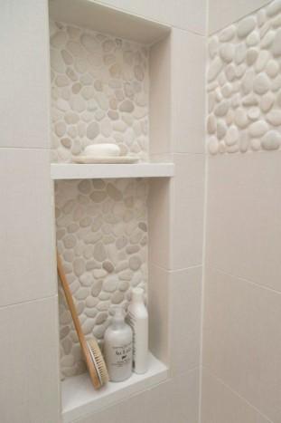 inspiration Salle de bains niche