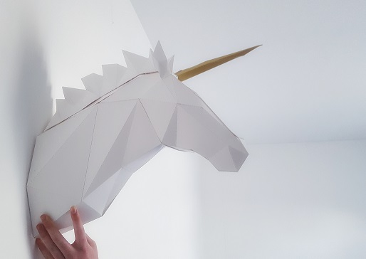licorne 3D grund editions