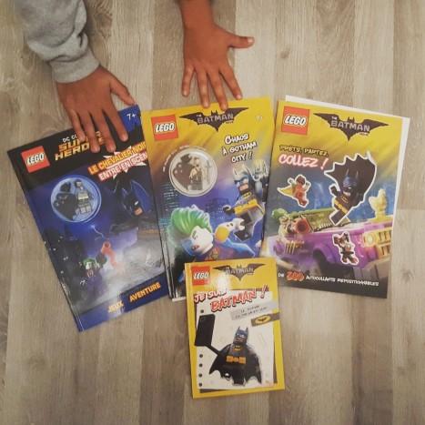 livres lego batman sysyinthecity