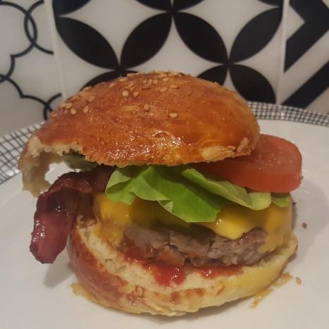 hamburger recette companion moulinex