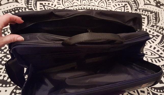 ordinateur portable sacoche