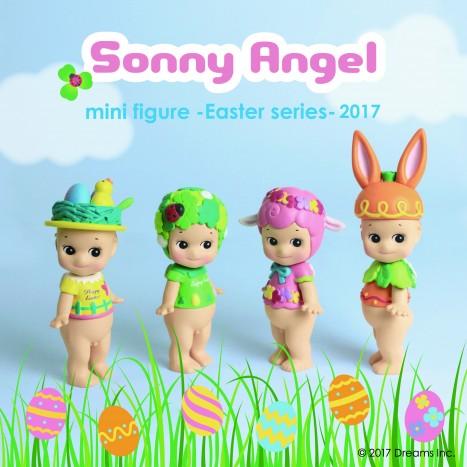 sonny angel pâques 2017