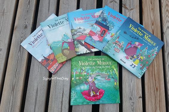 Violette Mirgue Maman blogueuse Toulouse SysyInTheCity blog