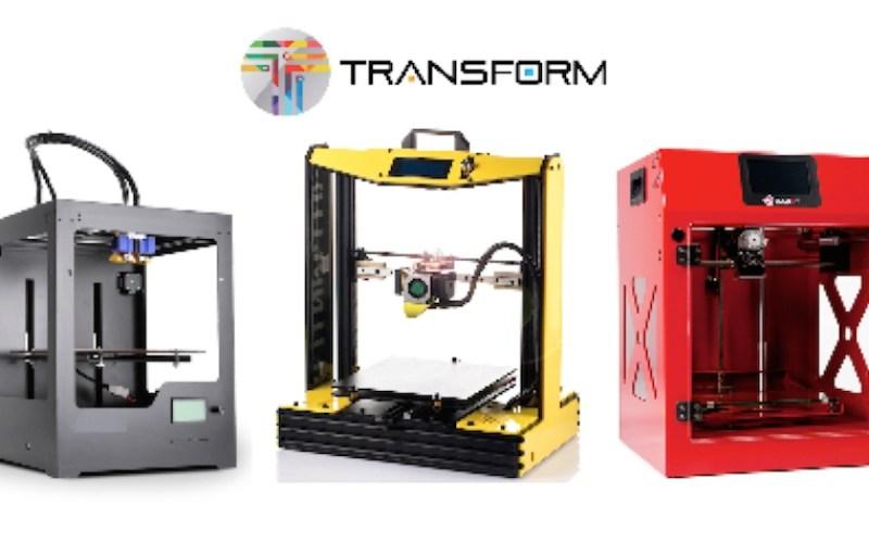 3D Printer Transform