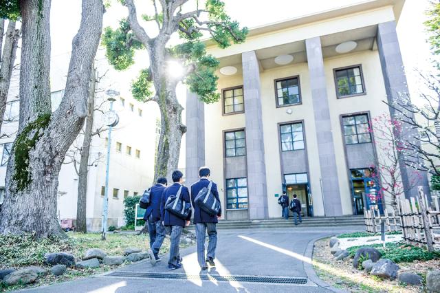 日本学園中学校2020|学校特集|首都圏模試センター