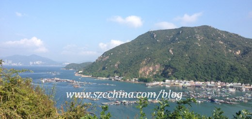 lamma island of hong kong