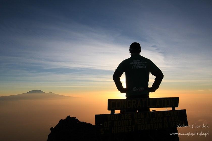 Koszt wejścia na Kilimandżaro