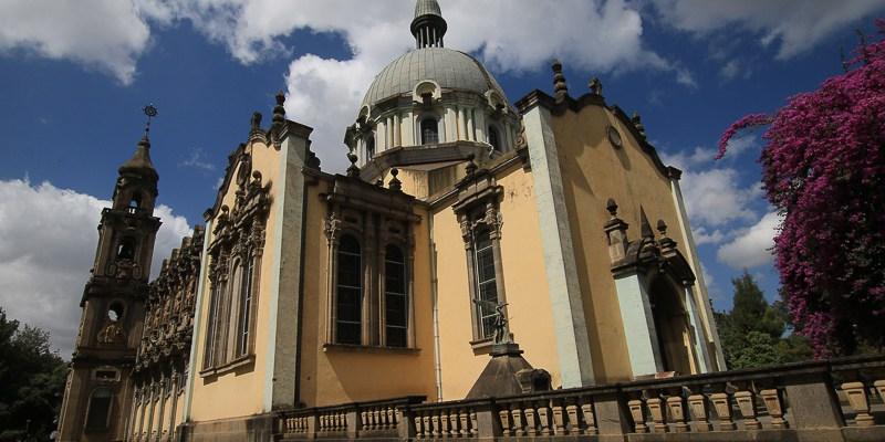 Addis Abeba – Holy Trinity Cathedral