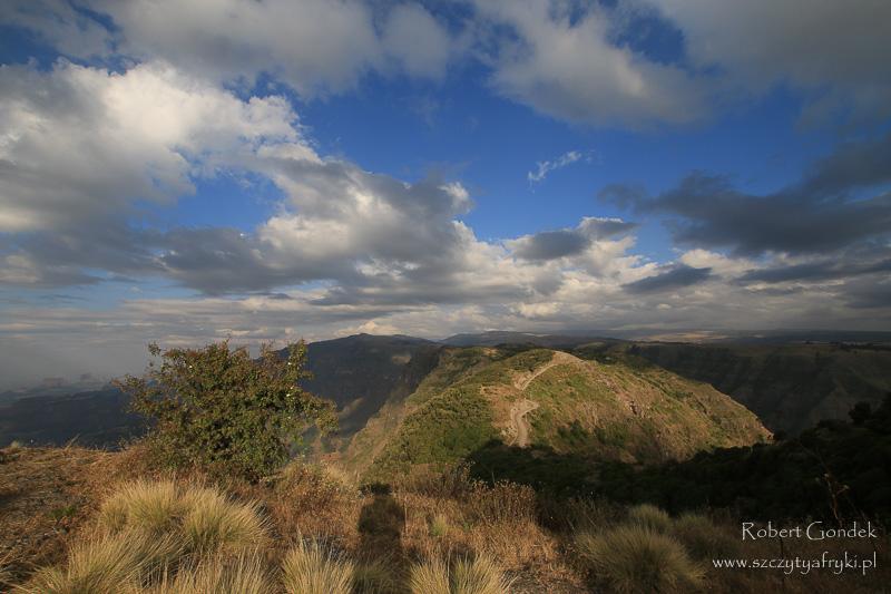 Góry Semien – W drodze na najwyższy szczyt w Etiopii