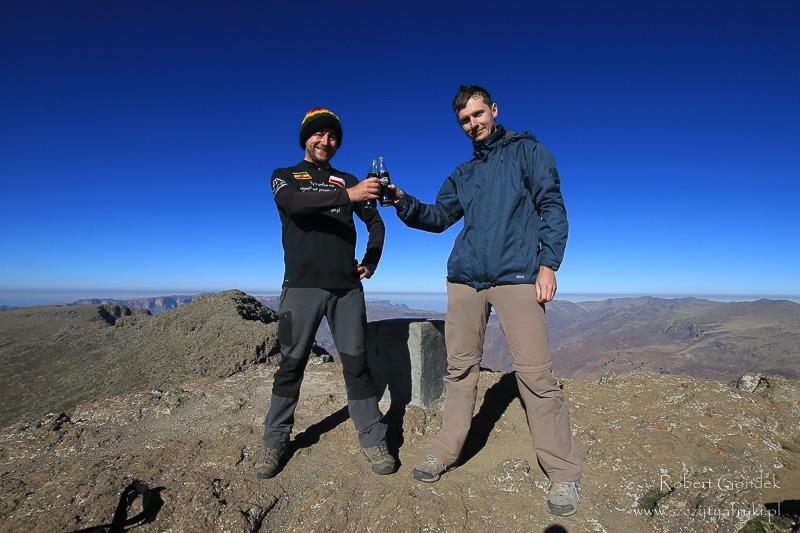 Koszt trekkingu w Etiopii - Ras Dashen