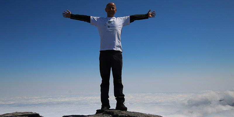 Sapitwa Peak - najwyższa góra Malawi