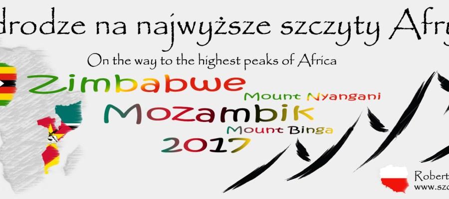 Wyprawa na najwyższe góry Zimbabwe i Mozambiku