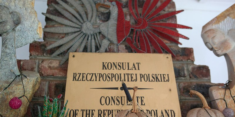 Konsulat Rzeczypospolitej Polskiej w Harare