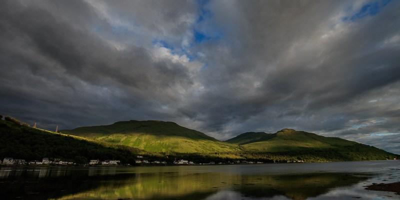 Park Narodowy Loch Lomond & The Trossachs - Szkocja