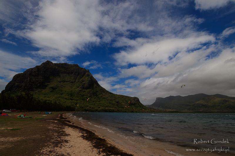 Wybrzeże Mauritiusa - Le Morne Brabant