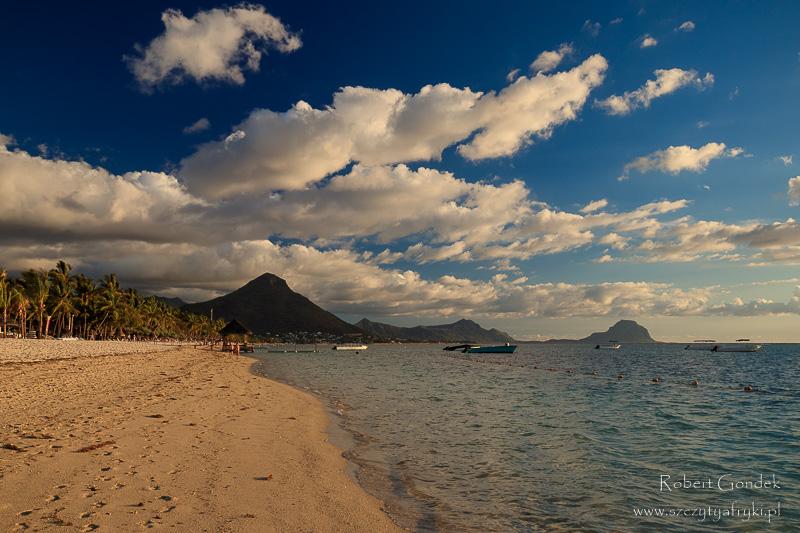 Plaże Mauritiusa