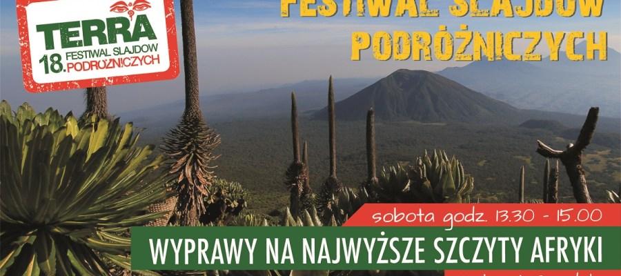 Festiwal Slajdów Podróżniczych TERRA w Warszawie