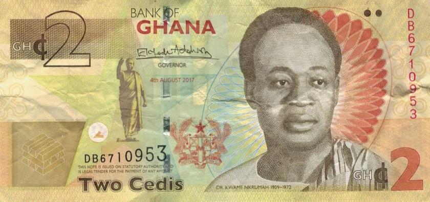 Cedi - banknot
