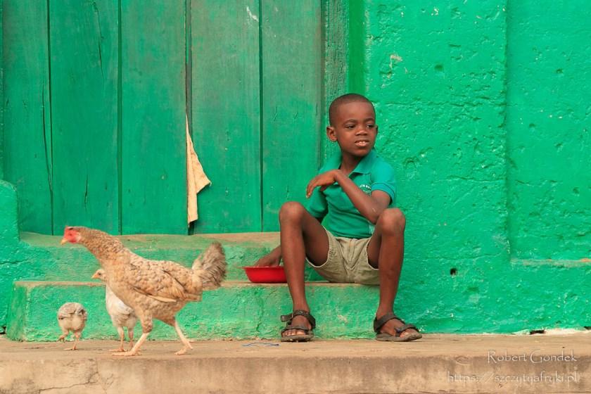Na ulicach Ghany