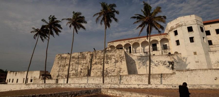Zamek w Elminie