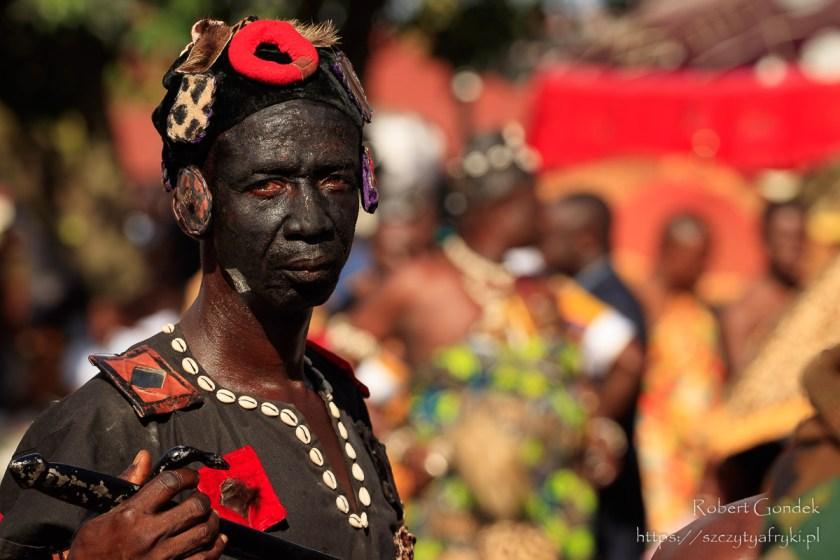 Festiwal Akwantukese w Ghanie