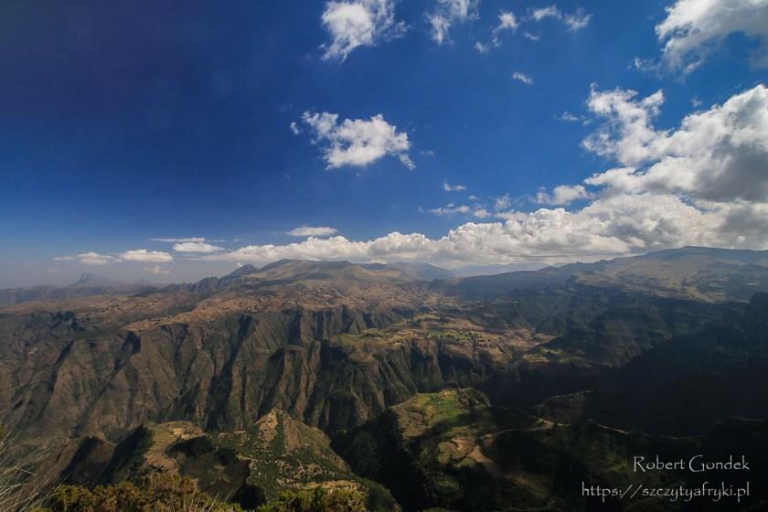 Najciekawsze miejsca w Afryce - Góry Semien w Etiopii