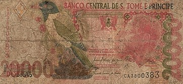 Dobra - waluta Wysp Świętego Tomasza i Książęcej